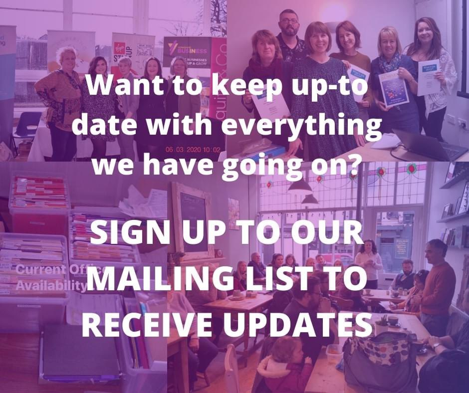 Do you want to keep up-to date with everything we have got going on? Would you like to receive our monthly newsletter?  Sign up to our mailing list by following the link below: http://eepurl.com/dau4af #businessgrowth #business #startup #startups #Entrepreneur pic.twitter.com/laen2Z98As