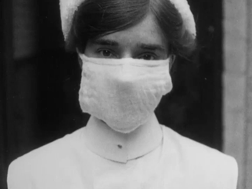 A fantastic piece by my colleague, curator @bryonydixon, on silent film, plague and the Spanish flu pandemic of 1918/19 - including the only surviving British film about the pandemic. Fascinating to see the safety measures British cinemas took, too bfi.org.uk/news-opinion/n…