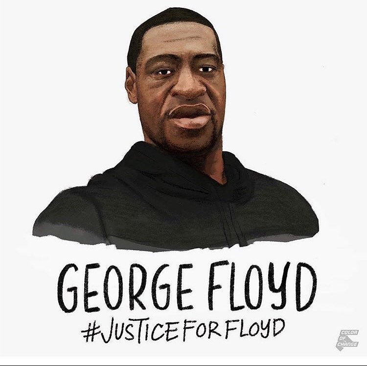Rise up - it's time to demand justice. #JusticeForFloyd #BlackLivesMatter https://t.co/oYIItWUjNZ