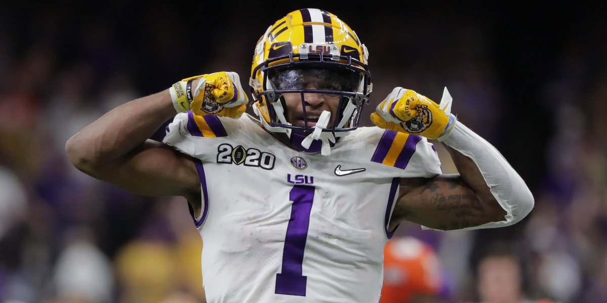 Who is the biggest playmaker in college football? https://t.co/gBh0dbvRgA