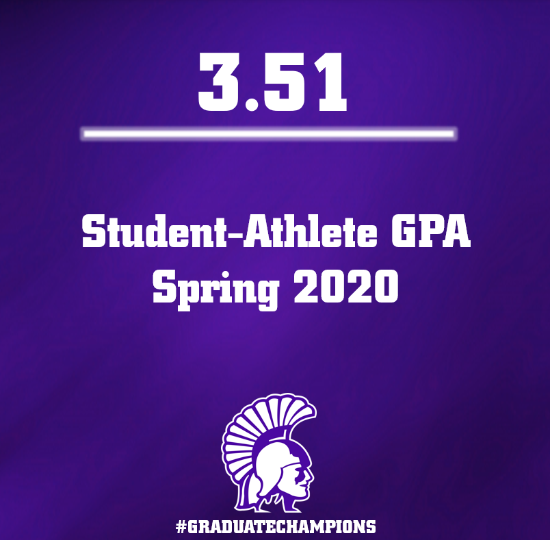 Incredibly proud of how our student-athletes handled the adversity during Spring semester! #graduatechampions<br>http://pic.twitter.com/1n7HSCi0YH