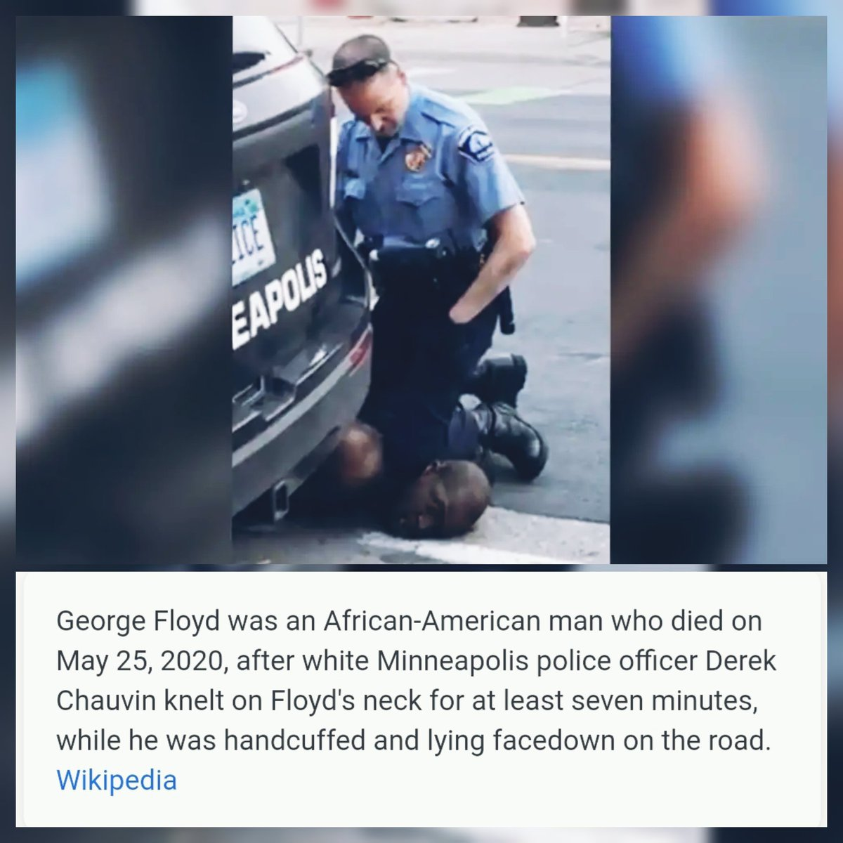 """The #GeorgeFloyd story is a #psyop  The #elite keep using the same #playbook year after year.... and yet, #Society still can't see what is happening.   - This was another #orchastrated event. The """"#cops"""" and the people involved will be #rewarded heavily for their #participationpic.twitter.com/4vDEm9TrpG"""