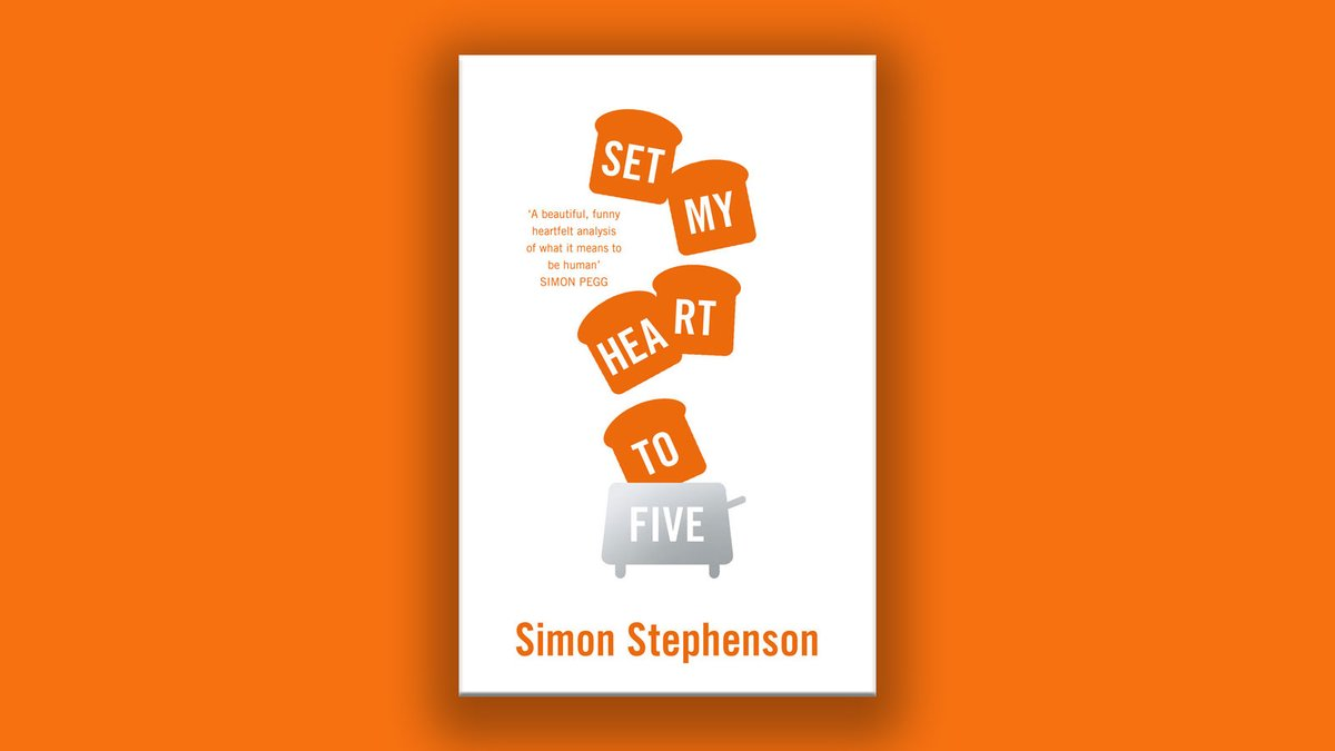 A story of loneliness, love and loose connections, Set My Heart to Five is a hilarious, touching, dazzlingly perceptive debut novel, and a profound exploration of what it truly means to be human. OUT TODAY!