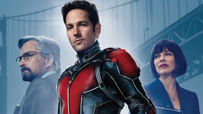 Retweet and Follow @GeekVibesNation and @GeekVibesNews for a chance to win a digital copy of Marvel's #AntMan   Winner chosen 5/31