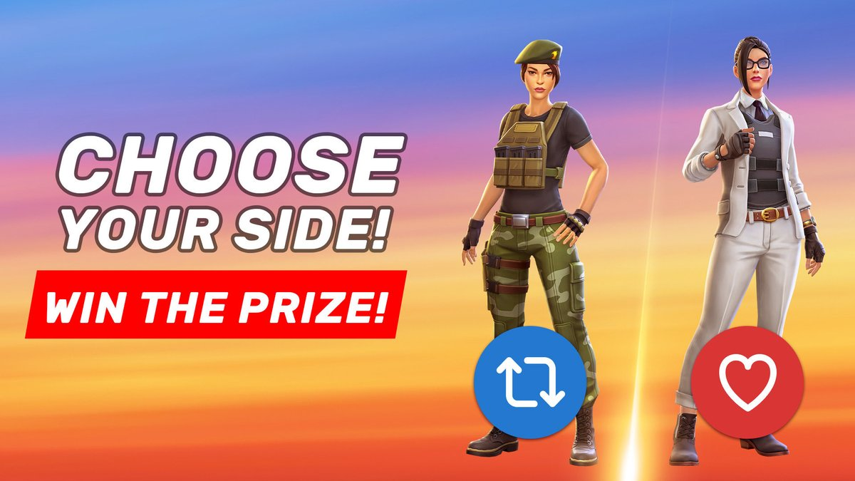 New military order or political stability? Mayor or Colonel? Choose your side and win the prize:  — Retweet 🔁 this tweet, if you prefer Colonel — Like ❤️ this tweet, if you vote for Mayor — Follow @godsofboom   10 of you will win 1000 Battle Coins! Results = June 1. #GodsofBoom