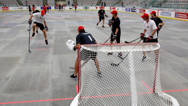 Hockey Canada cancels summer camps, going virtual with training camps