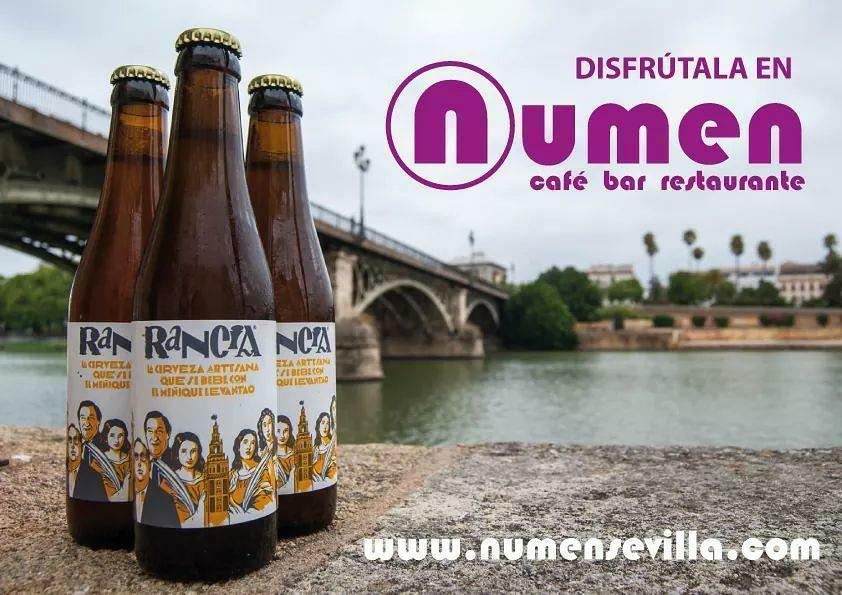¡Un nuevo bar con @soyrancia! ¡Bienvenido Numen! ¡Al lado de La Campana! Si quieres que tu bar tenga Rancias ya tenemos distribuidor, pídela aquí https://t.co/oDwmnQ5235 https://t.co/NOmsrgnpiA