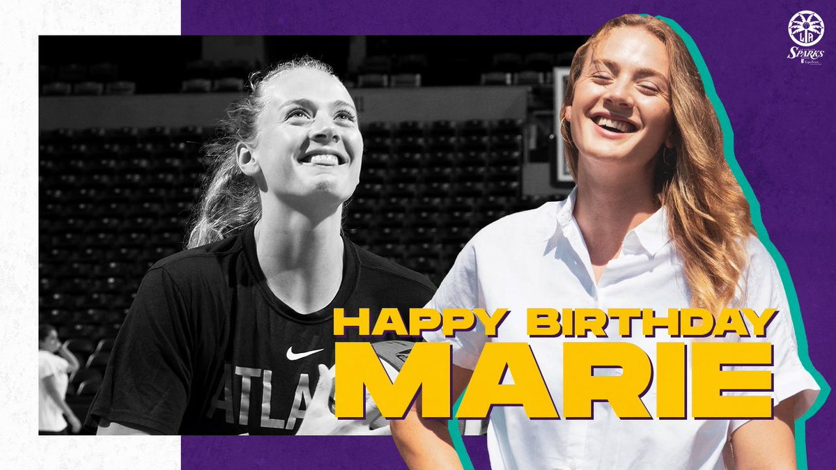 Happy birthday @mary_gulitsch!🥳  Hope you have a great day!🎉  #GoSparks #LeadTheCharge https://t.co/Jqu3KdSRDY