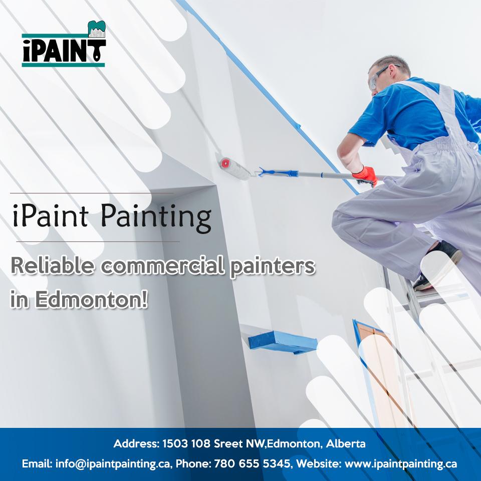 Our professional painters give an impressive and unique touch to your premises. Take our services now!  https://zcu.io/1qy3  #ipaintpainting #edmonton #commercialpainters #edmontonpainterspic.twitter.com/41YxL9kMmH