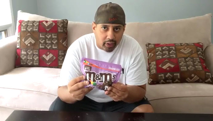 ICYMI: We need to have a serious conversation about Fudge Brownie @mmschocolate