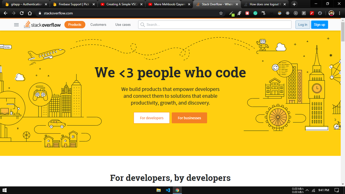 Finally visited the @StackOverflow  home page  #100DaysOfCode #javaScript<br>http://pic.twitter.com/bII0YwVkVv
