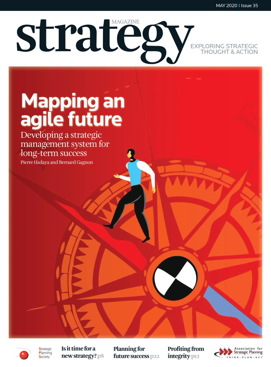 #Strategy Magazine is here and #FREE for everyone! Check out the latest publication BY strategists FOR strategists -https://bit.ly/2AkbMRSpic.twitter.com/lehYBL7iax