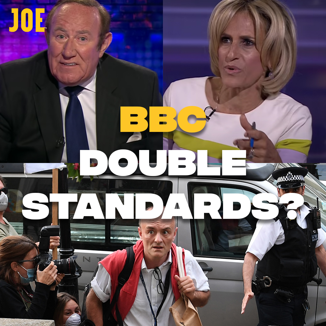 Line-by-line of THAT @maitlis intro. Where is the lie?