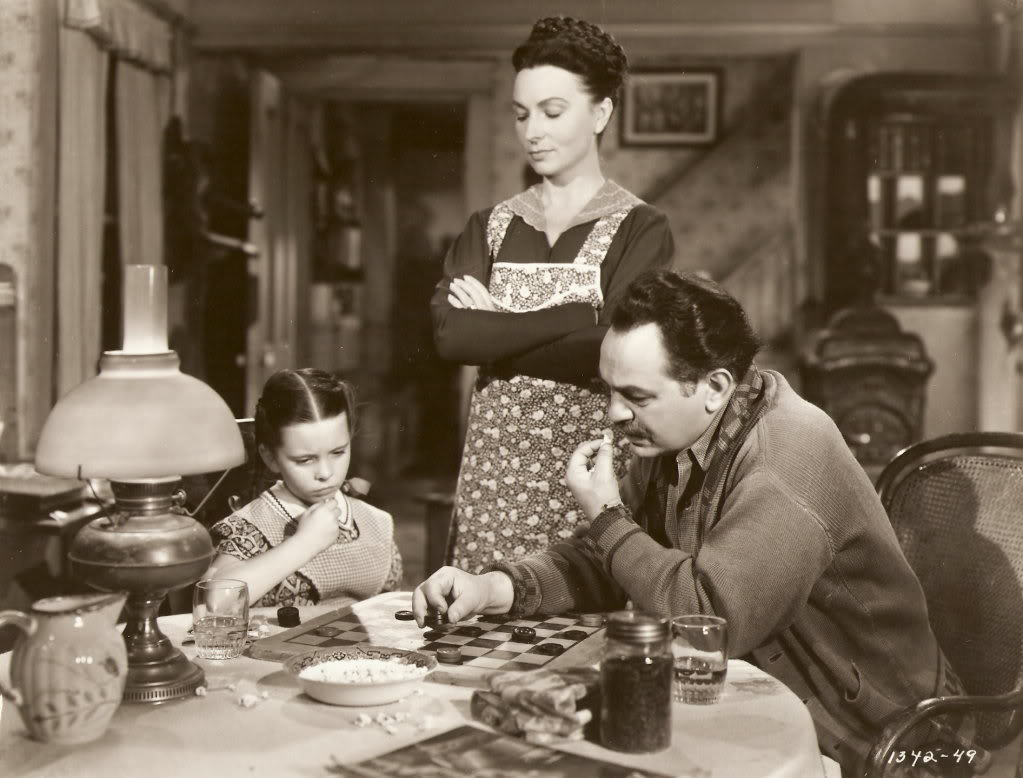 The evening starts out with the lovely family film Our Vines Have Tender Grapes at 8 pm ET. I've heard from many on Twitter that this film is a favorite. #TCMParty #SOTM<br>http://pic.twitter.com/SH7e22cmFy