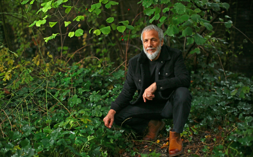 "Cat Stevens' 'Tea for the Tillerman,' turns 50 this year. To celebrate, the songwriter (who now records under the name Yusuf) has re-recorded the entire album. Listen to ""Where Do the Children Play?"" now — and read an interview with the man himself rol.st/3eq3KWb"