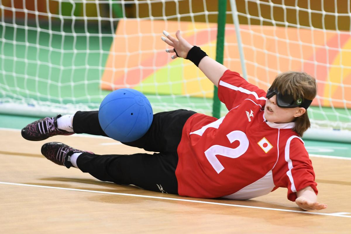 """""""Nothing less than gold at Paralympics"""". 🥇   Goalball player Eiko Kakehata 🇯🇵 is excited about competing in front of home crowd in #Tokyo2020 👉 https://t.co/IIJ2fZYcLI  @Tokyo2020 