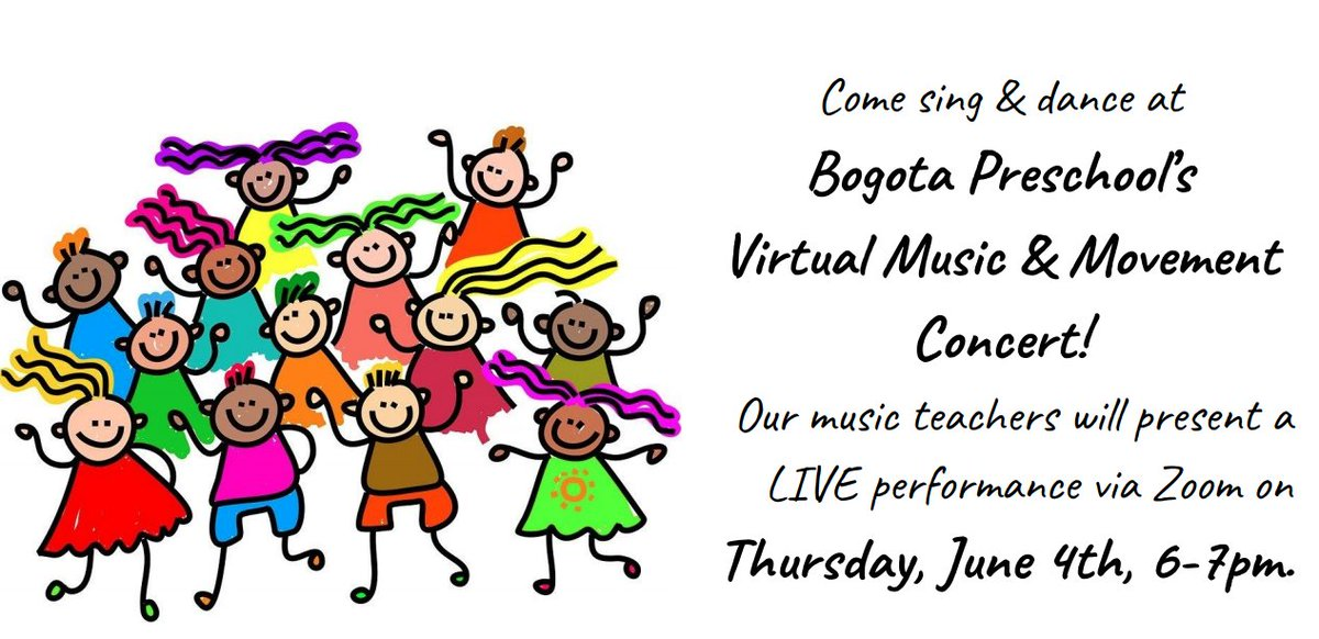Our music teachers are gearing up for a preschool concert next week! @BogotaPublic @LillianMSteen1 @damonenglese #celebrate #dance #prekrocks https://t.co/7HTzc7iJhN