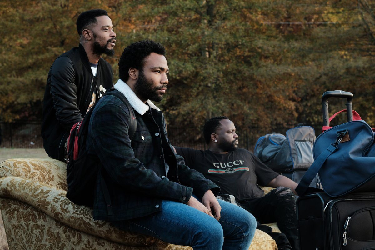 Donald Glovers #Atlanta (97%) will officially return for an all-new season in 2021.