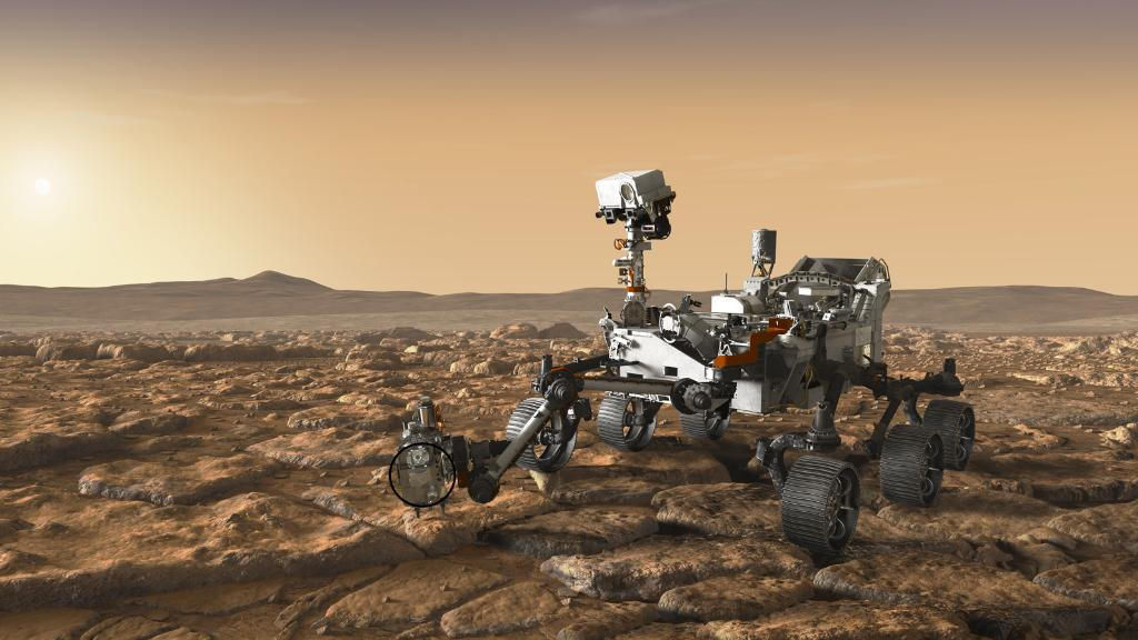 100 million miles from 221B Baker Street, @NASAPerseveres SHERLOC instrument will investigate Martian rocks for signs of ancient life >> go.nasa.gov/3et2pxI