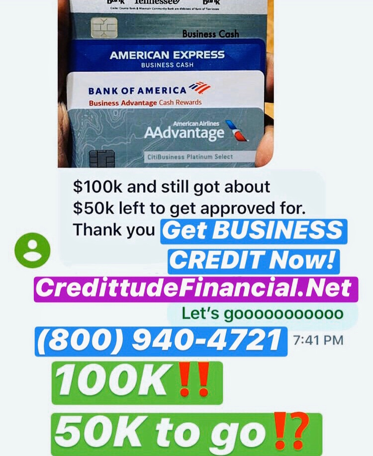 Instantly get approved for $300,000 business credit now! Click the link and fill out the short form on our website: https://t.co/O5owPvE8Aq https://t.co/TMhGR2HSBU