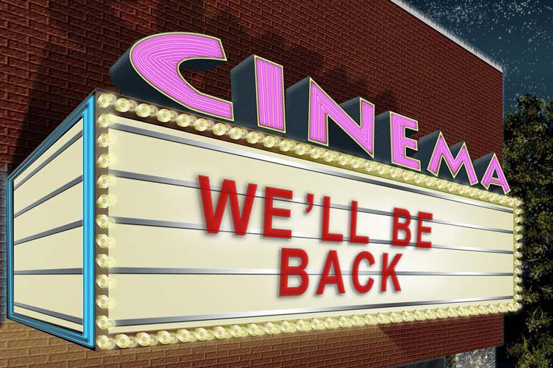 Breaking: French cinemas given green light to reopen from June 22 bit.ly/2AgM5RY