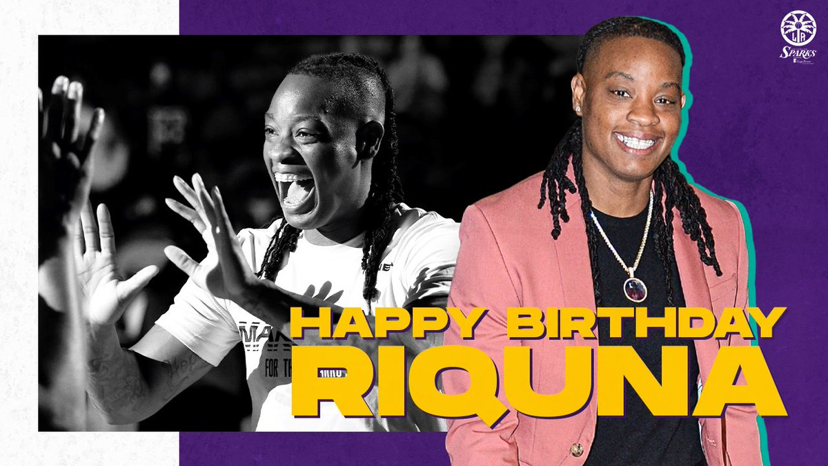 Let's all wish Bay a very happy birthday!🥳🎉  We hope you have a good one💜💛  #GoSparks #LeadTheCharge https://t.co/PyMNbZFbXh