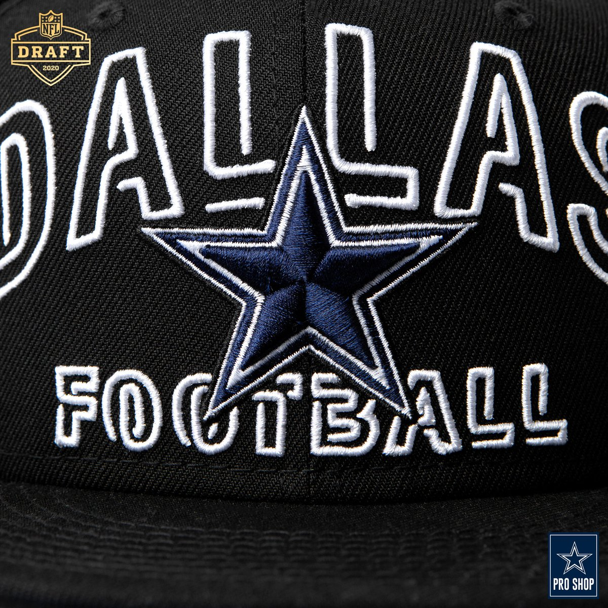 """It's been a month since the NFL Draft and, yes, we're still SUPER hyped about the #DallasCowboys draft class!  Grab your #CowboysNation New Era draft cap & board the """"hype train"""" with us for the 2020 season: https://t.co/gMvgpskdCX https://t.co/7SDqlLm5gt"""