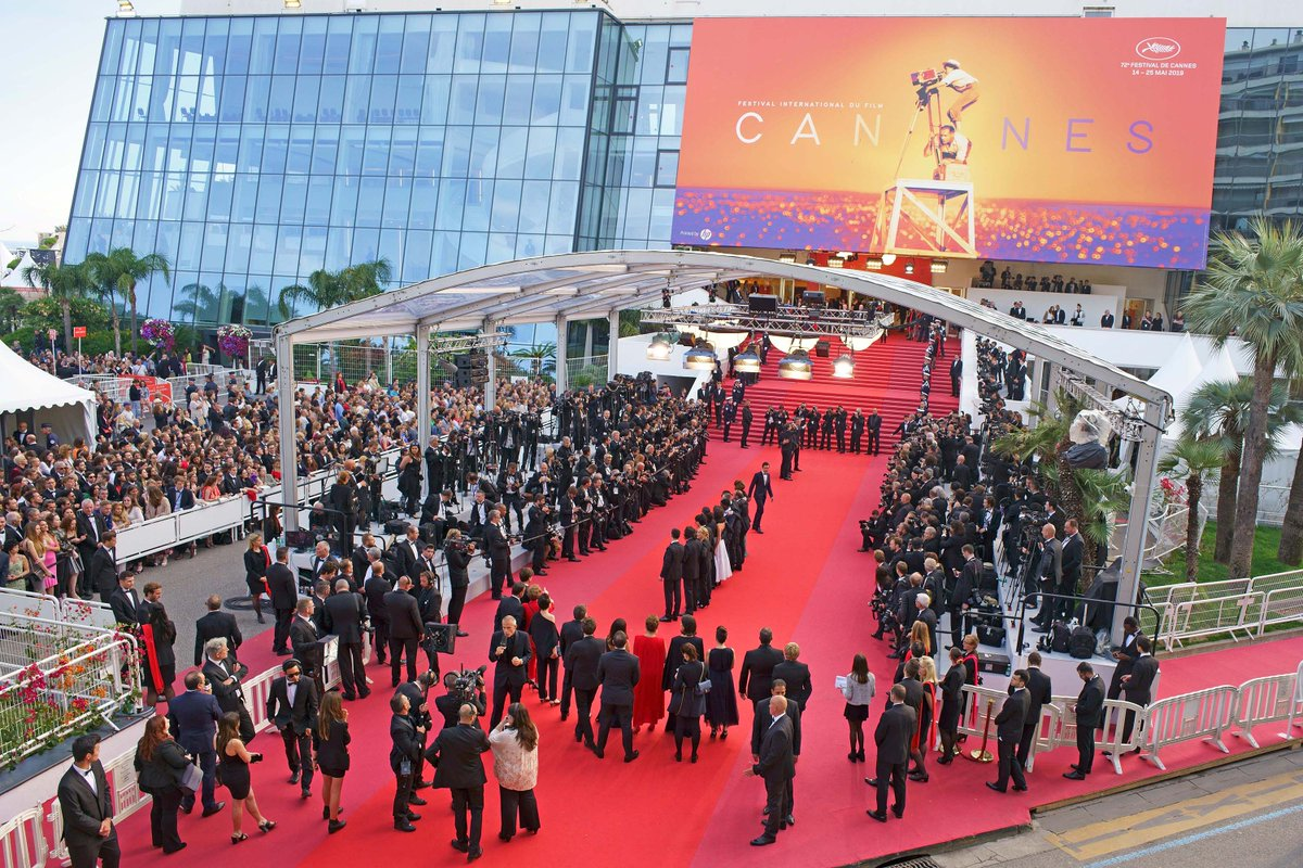 Cannes is going ahead with an Official Selection even though the 2020 festival will not take place as planned. Further details, including the date, have been announced: bit.ly/3dcRAj4