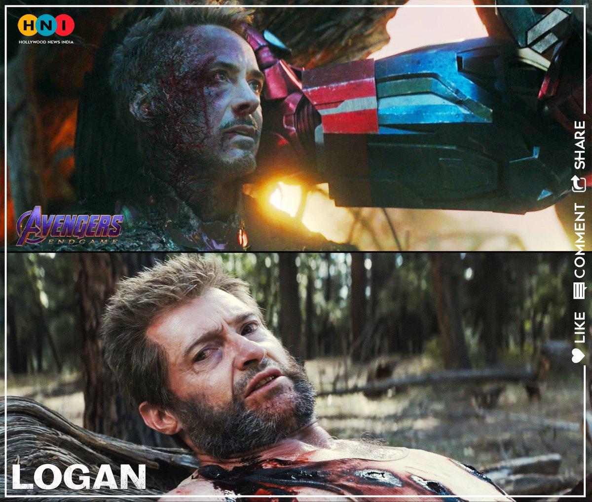 Whose Death Made You Cry ? Ironman or Logan   #AvengersEndgame #Logan<br>http://pic.twitter.com/9fiWPutqRm