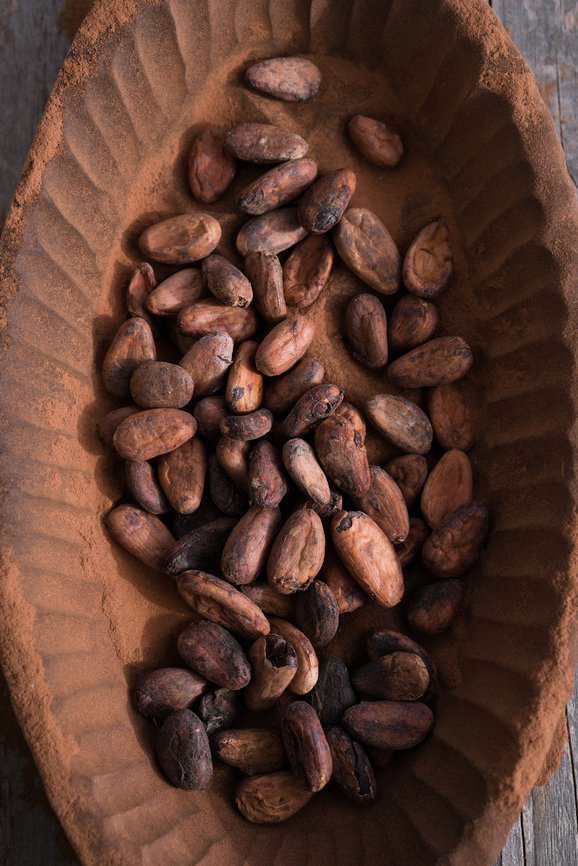 #DYK when Montezuma II ruled the Aztec Empire, cocoa beans were a form of currency with which people could pay taxes and purchase food and other goods. The king needed millions of beans to pay salaries and bills. #chocolatehistory https://t.co/wJ9zKaXEE5