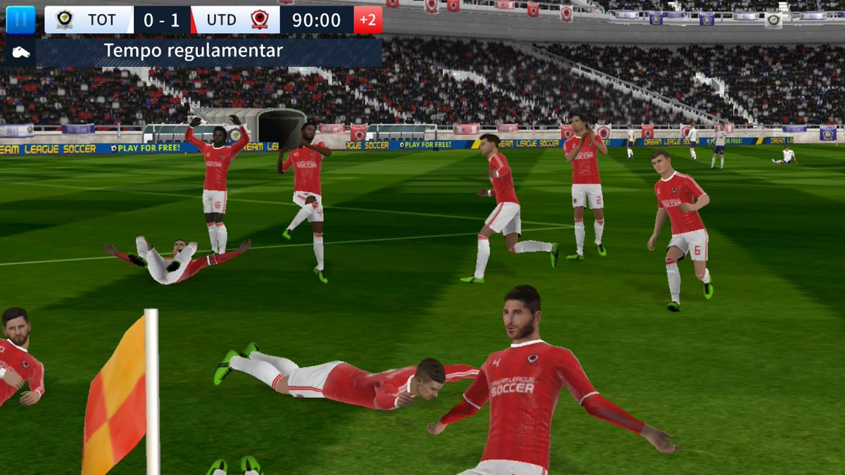 Alegria no Rocky United!!!  #futebol #football #likeforlikes #game #jogo #dreamleaguesoccer #dreamleague #soccer #play #dls19 #DLS20 #dls #futebolvirtual #virtualfootball #soccerleague #dlsbr #dls_rockyunited #JustPlay #goals #gols #gamingfootball #eFootballGamer #esports #ftg https://t.co/GSVTdNqYPL