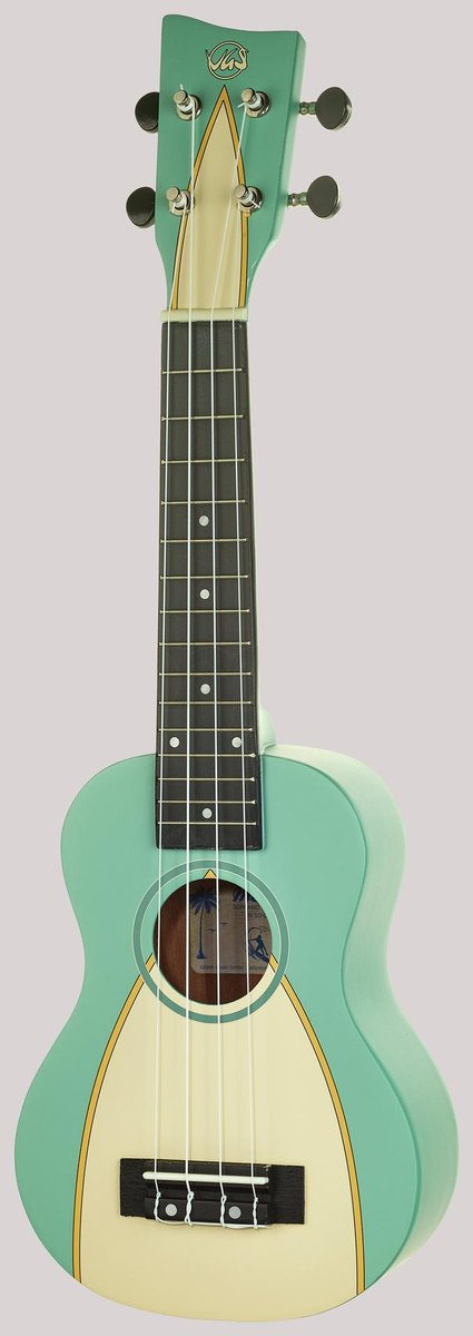 Gewa Manoa Waimea W-SO-GR soprano ukulele