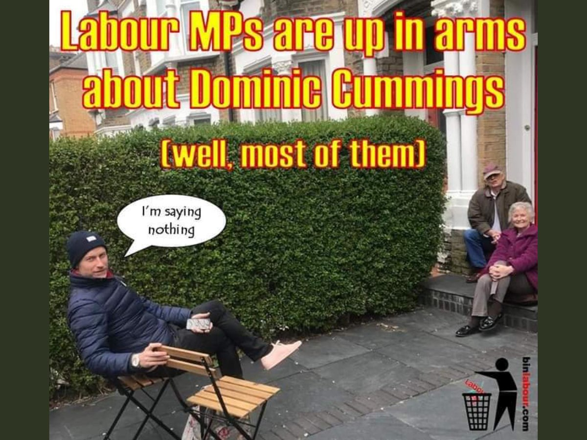 @Keir_Starmer Let's talk about Kinnock shall we. Now was he reprimanded or promoted? One rule for your lot eh?