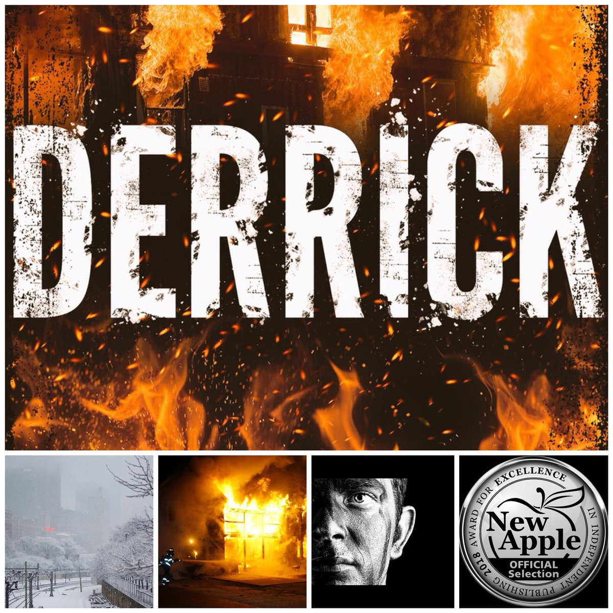Deadly explosions across Chicago leave a trail of seemingly random female victims... The arsonist is just beginning... #psychological #thriller #graphic  #horror #provocative #dark #thriller #sequel https://www.amazon.com/Derrick-Second-Installment-Gavin-Biography/dp/1721220054/ref=sr_1_3?s=books&ie=UTF8&qid=1543671973&sr=1-3&keywords=Derrick+by+russell…pic.twitter.com/CF1Q9oAlGn