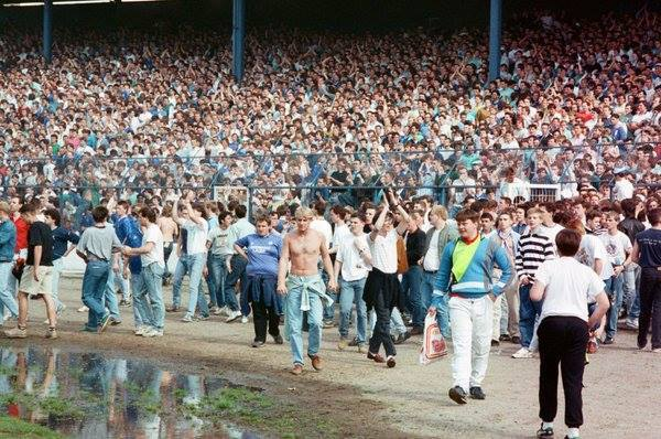 ON THIS DAY 1988: Chelsea at home to Middlesbrough #CFC