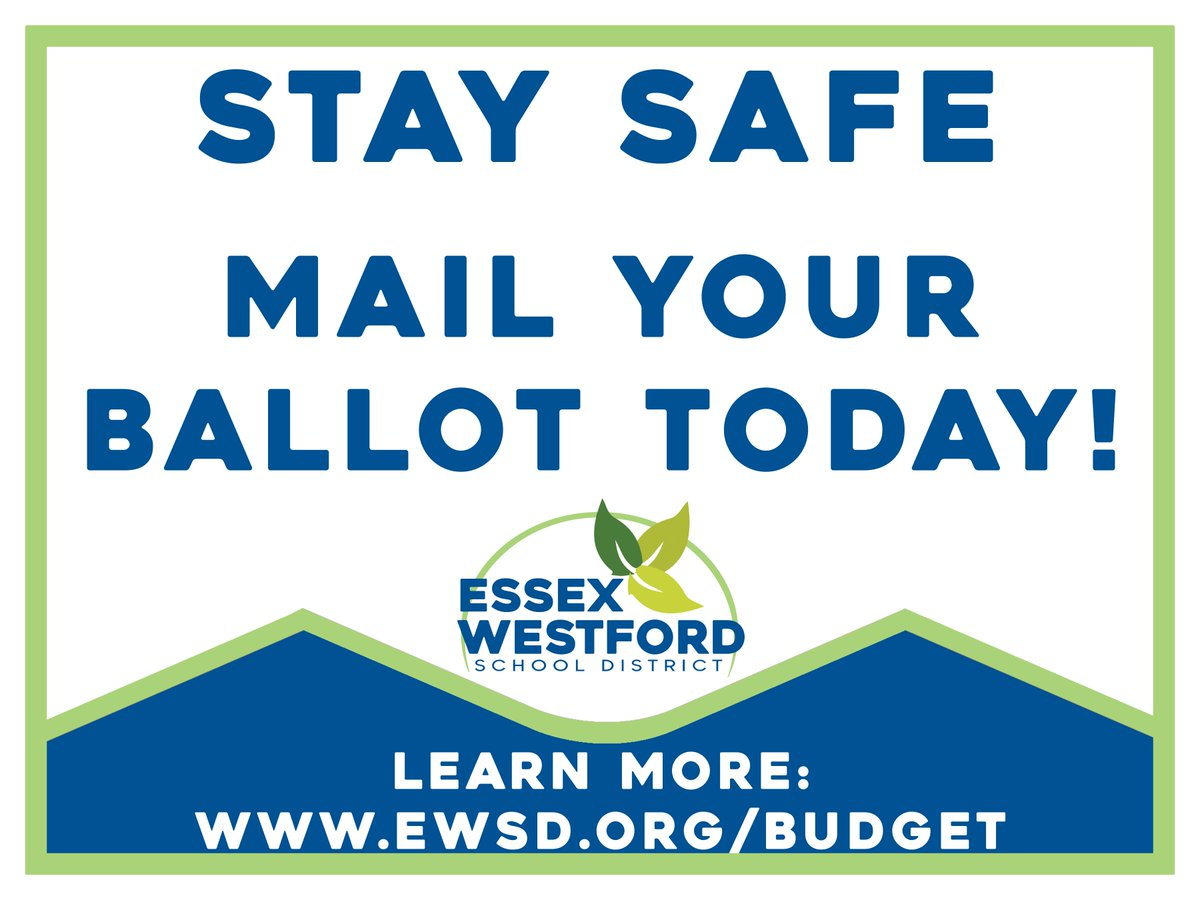 Essex Westford Sd On Twitter Ewsd Superintendent Beth Cobb And Chief Operating Officer Brian Donahue Break Down The Ballot For The Upcoming Vote On Tuesday June 2 Https T Co Nwttffvmeu Https T Co Qmq3nccd4n