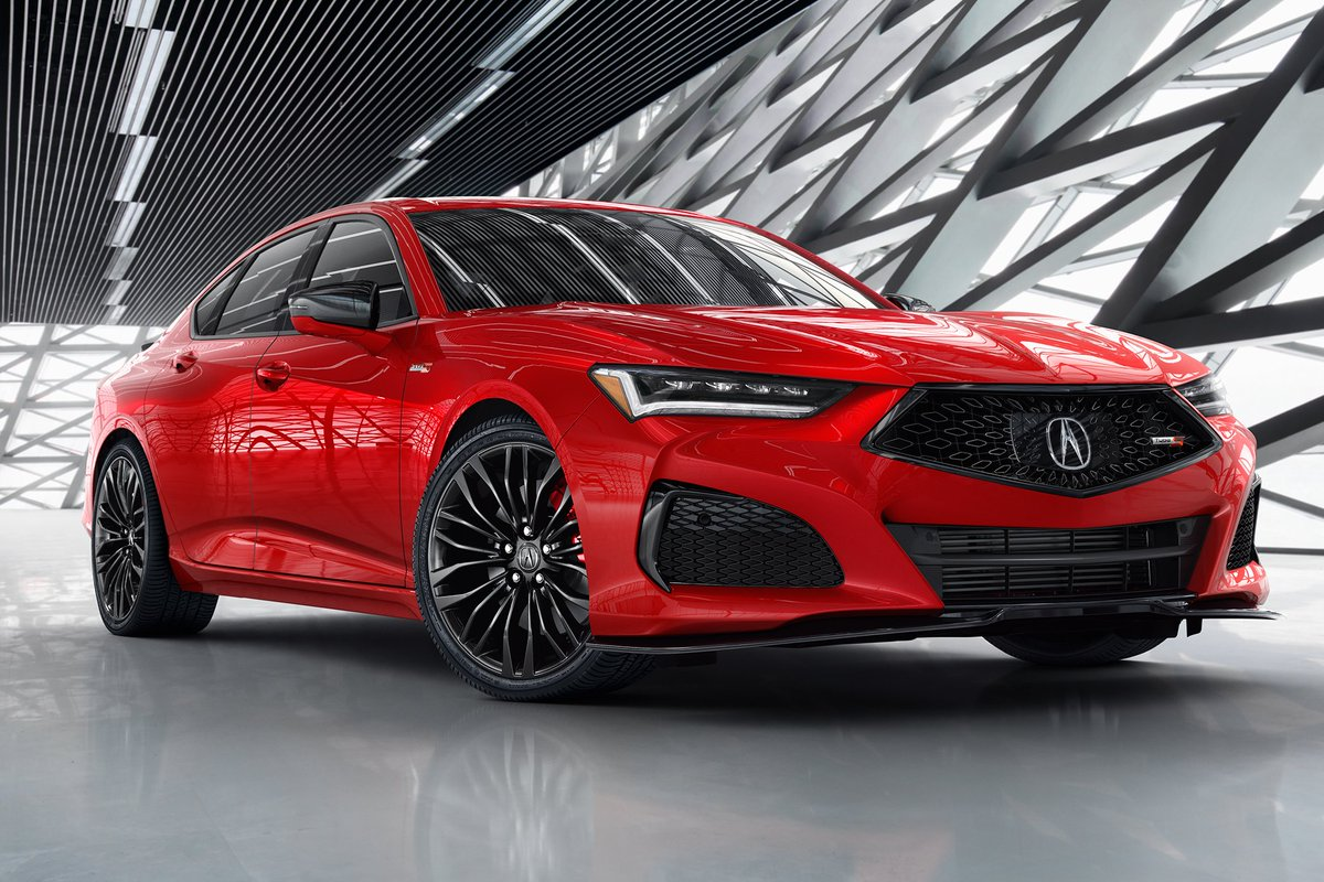 Type S is back! Debuting on the 2021 TLX next spring with a new 3.0L Turbo V6. Its gonna be amazing!