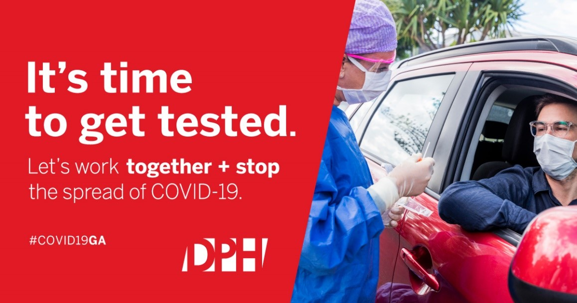 We are deeply committed to supporting our members and their families during this time of uncertainty, and support @GaDPH efforts to test all Georgians for COVID-19. Together, we can stop the spread. #AnthemCares #COVID19GA ow.ly/kf6z50zSIFo