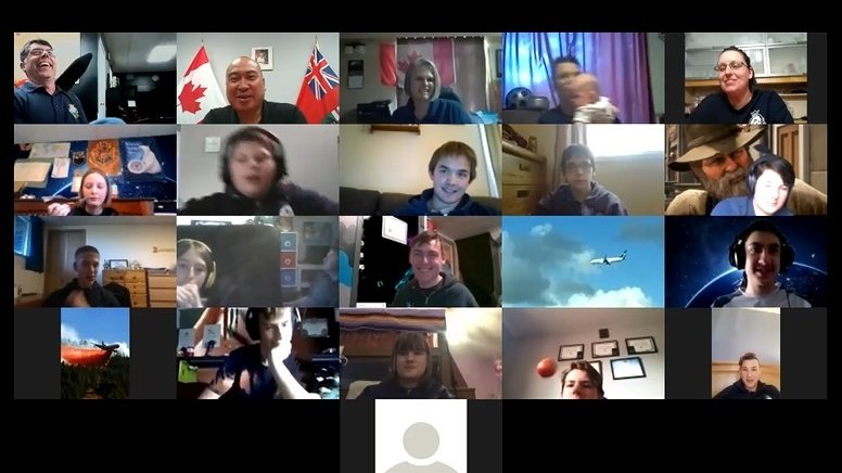 test Twitter Media - Had a lot of fun as the virtual guest speaker on Tuesday for the 552 Key City Royal Canadian Air Cadets based out of Cranbrook, BC, thanks to my good friends Captains Rob & Lori Bott. Thank you for your questions and good luck in all your future endeavors. #futureleaders https://t.co/pUQ7f3vLLr