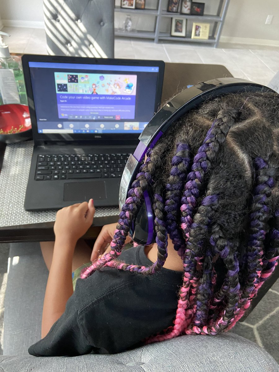 Thank you @BlackGirlsCode for keeping our girls connected and encouraging them to imagine, build, and create. <br>http://pic.twitter.com/VWT5dvdzAo