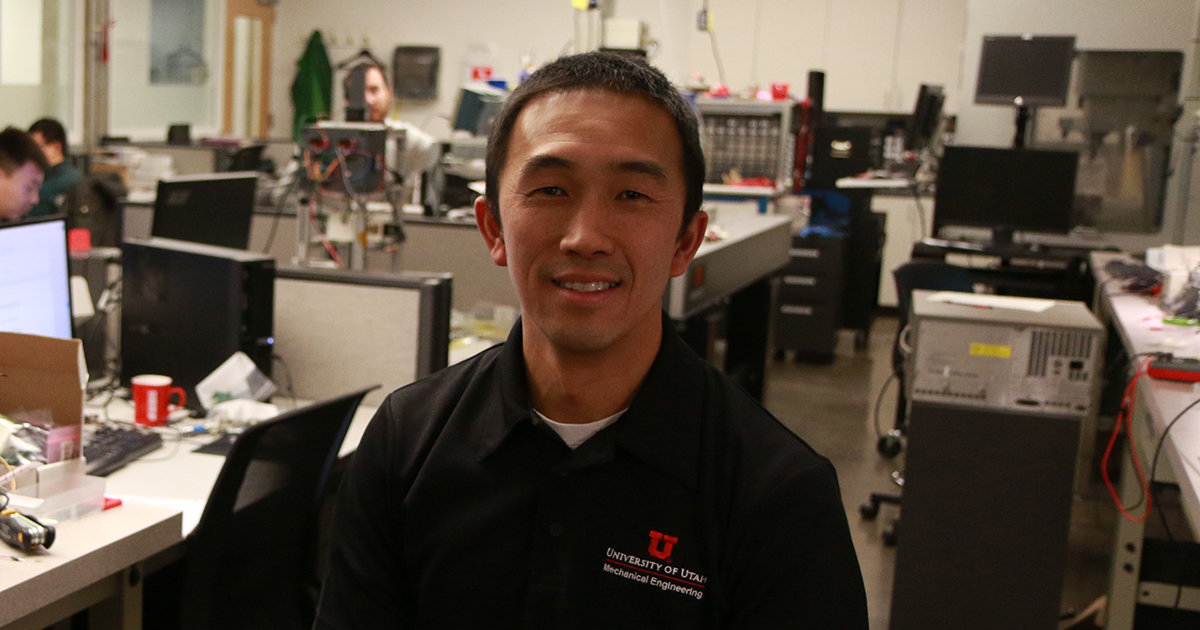 Congratulations! @UUtah #MechanicalEngineering associate professor Kam Leang has been elected a Fellow of The #AmericanSocietyofMechanicalEngineers. @ASMEdotorg https://bit.ly/36Dxlc5 pic.twitter.com/k5GYqittJ1