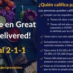 Image for the Tweet beginning: El Condado de LA proporcionará