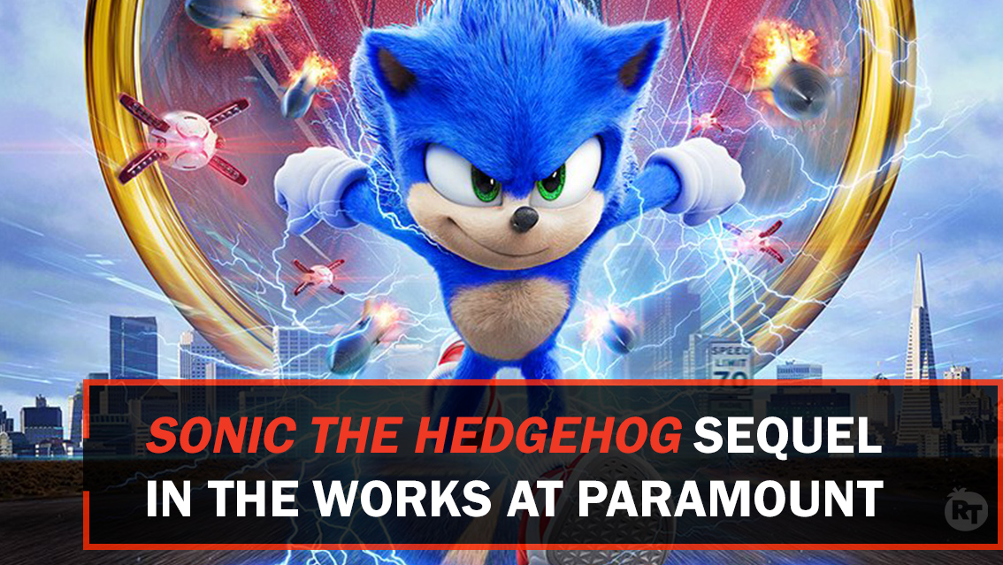 #Sonic the Hedgehog 2 is officially in development at Paramount. via @Variety - bit.ly/36Cz4hE
