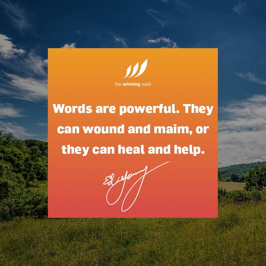 How can you use your words to uplift someone today? #Power #Wordspic.twitter.com/mfTcpIF1X3