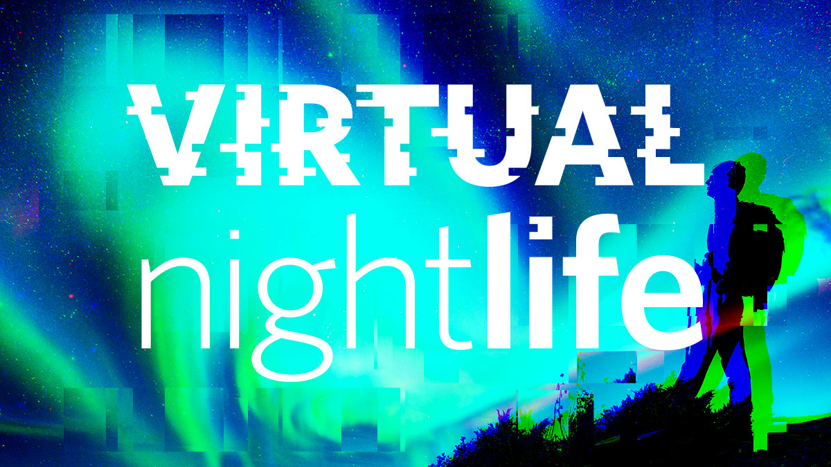 Tonight, Virtual NightLife is back! With: ✨ @CoralMorph on @CoralCityCamera ✨ @ant_explorers ant dispatch ✨ @arielwaldman on Antarctic exploration ✨ @REI w/ camping tricks & tips ✨ @melvinsings & plays ukulele Watch at 7pm PT on YouTube/Facebook: bit.ly/3c587nX