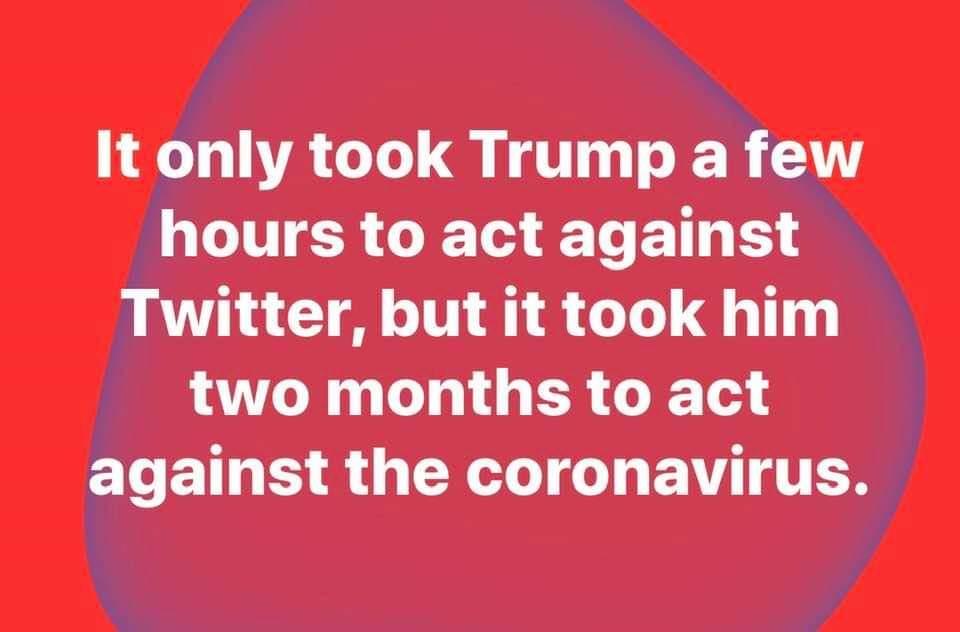 @realDonaldTrump #TrumpDeathToll100K #TrumpLiesPeopleDie  #nepotismbarbie #TrumpIsALaughingStock https://t.co/Bv9GJcngov