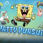 Image for the Tweet beginning: 'SpongeBob: Patty Pursuit' Now Available