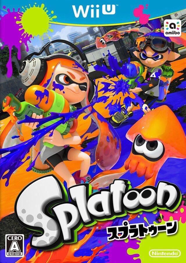 Splatoon for Wii U was released on this day in Japan, 5 years ago (2015) https://t.co/oU2qZZfd5i