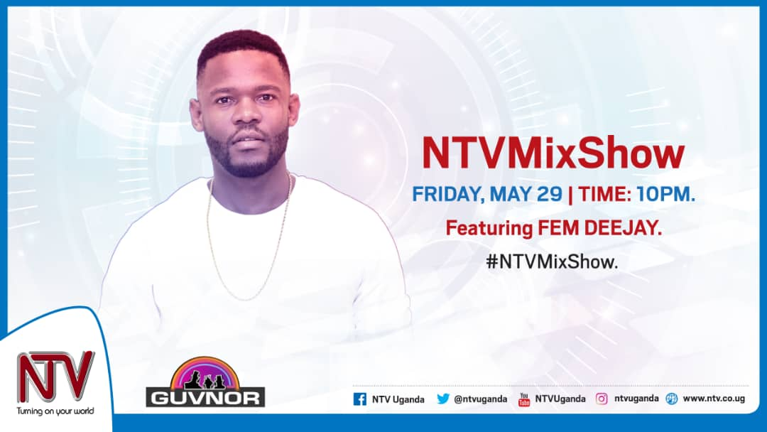 He's back😅. Who still remembers @fem_dj 😍 #NTVMixShow #BellJamz https://t.co/zjMo4p7u3i
