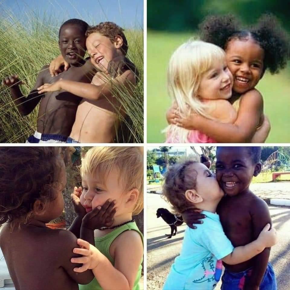 Racism is taught! 💙 #LifeLessons #GretiansTag #TakeAKnee #BlackLivesMatter #Kaepernick